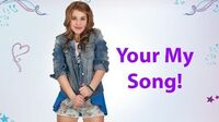 Violetta You're My Song Violetta UK