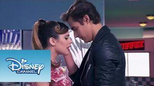 """Violetta Video Musical """"Nuestro camino""""-0"""