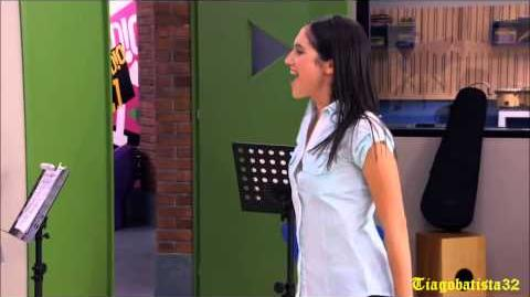 "Violetta - Francesca and Camila singing ""Once Again"" (Veo Veo - English)-0"