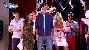 Violetta-Come And Sing Rehearsal