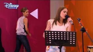 Violetta - 62 NEW to Disney Channel!