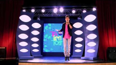 "Violetta - Music Clip ""Destinada a brillar""-0"