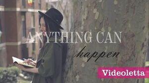 Violetta 3 English Anything can happen (Lyrics Video)