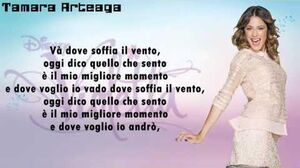 Violetta2- Il Mio Miglior Momento- Letra
