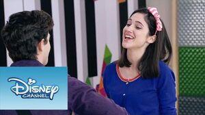 "Violetta Momento Musical Violetta, Diego y Francesca cantan ""Ser quien soy"""