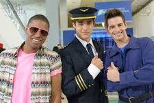Samu, Jorge, Nico