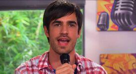 Luca singing (4)