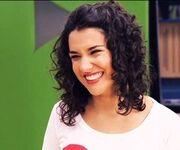 Naty smiling