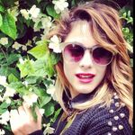 Tini and flowers