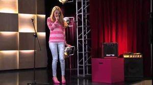 Violetta 2 English - Ludmilla sing in French (Destined to shine Destinada a brillar) - episode 28