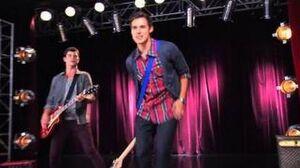 "Violetta 2 Leon and Diego present ""Euphoria"" in French"
