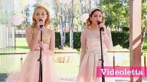 "Violetta 3 English Vilu and Ludmi sing ""Love is a game"" Ep"