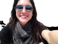Lodovica-comello-con-gli-occhiali