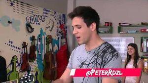 """Violetta 3 - Alex canta """"En Gira"""" (Ep 27)"""