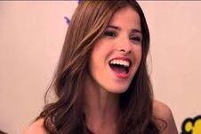 Camila singing Habla Si Puedes
