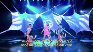 """Violetta Fran, Vilu and Cami sings """"Junto a Ti"""""""