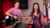 Luca, Francesca & Federico - Vieni, canta - Violetta