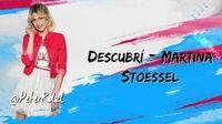 Violetta 3 - Descubrí - Martina Stoessel - Letra - HQ-0