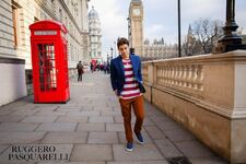 Ruggero in London!
