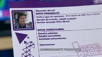 Alexandre Benoit data sheet