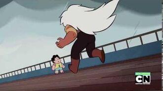 Jasper - I'll shatter you!
