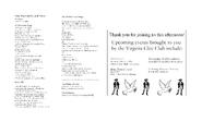 Wellesley Concert Program 4-04