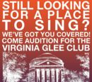Glee Club 2016-2017 season