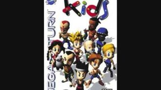 Virtua Fighter Kids OST Theme of Kage