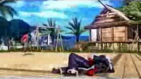 Virtua Fighter 5 - Version B intro