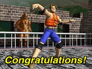 Lion Congrats 1