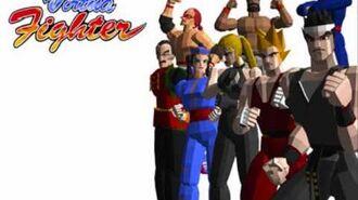 Virtua Fighter OST Theme of Pai