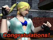 Sarah Congrats 2