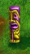Bicolored Totem