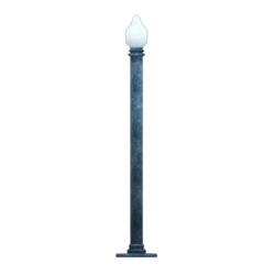 Lightpole lit preview