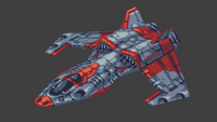 Low-spec-airspace-fighter