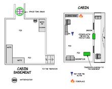 VCD DLC HH - cabin