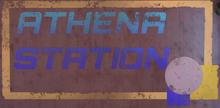 Athena Station Logo
