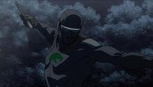 Snakeman Nightstick Animation