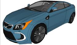 VR33 Coupé 2014
