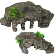 All Living Things Cave and Feeding Dish