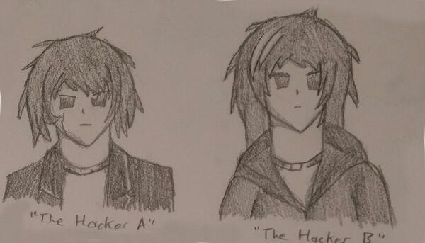 Police Sketch The Hacker