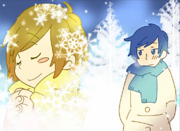 "Image of ""クリスマスイヴの夜に-不幸せサイド- (Christmas Eve no Yoru ni -Fushiawase Side-)"""