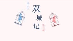"""Image of """"双城记 (Shuāng Chéng Jì)"""""""