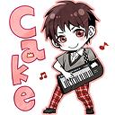 HoneyWorks cake avatar