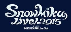Snow Miku Live logo 2