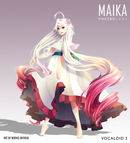 File:Vocaloid3 maika beach dress version by noririn hayashi-d6w485f.png