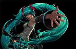 400px Illu AlvinLee Vocaloid HatsuneMiku-img4