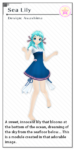 X Module Sea Lily
