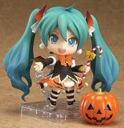 Hatsune Miku Nendoroid 448 Halloween
