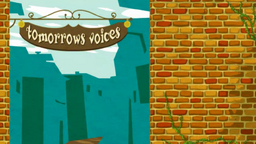 """Image of """"Tomorrow's voices"""""""